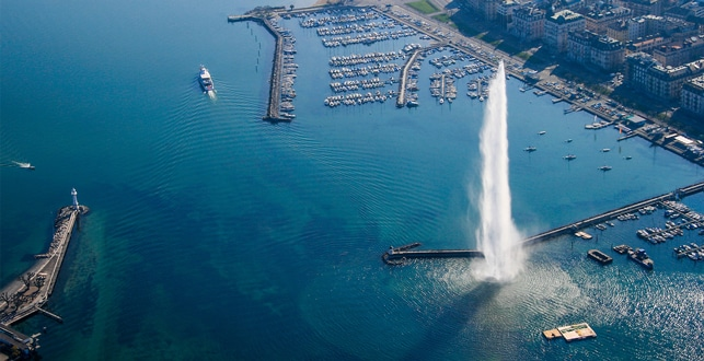 THE MUST-SEE PLACES OF GENEVA