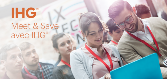 Meet & Save avec IHG