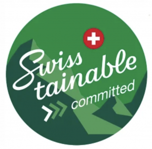 swisstainable_committed_logo